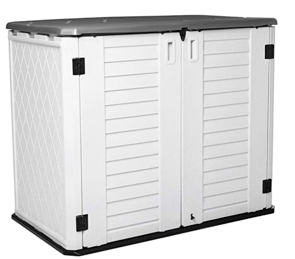 storage shed for backyard