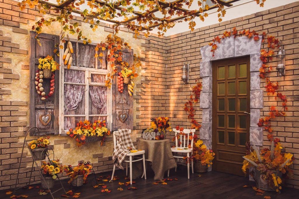 fall backyard ideas